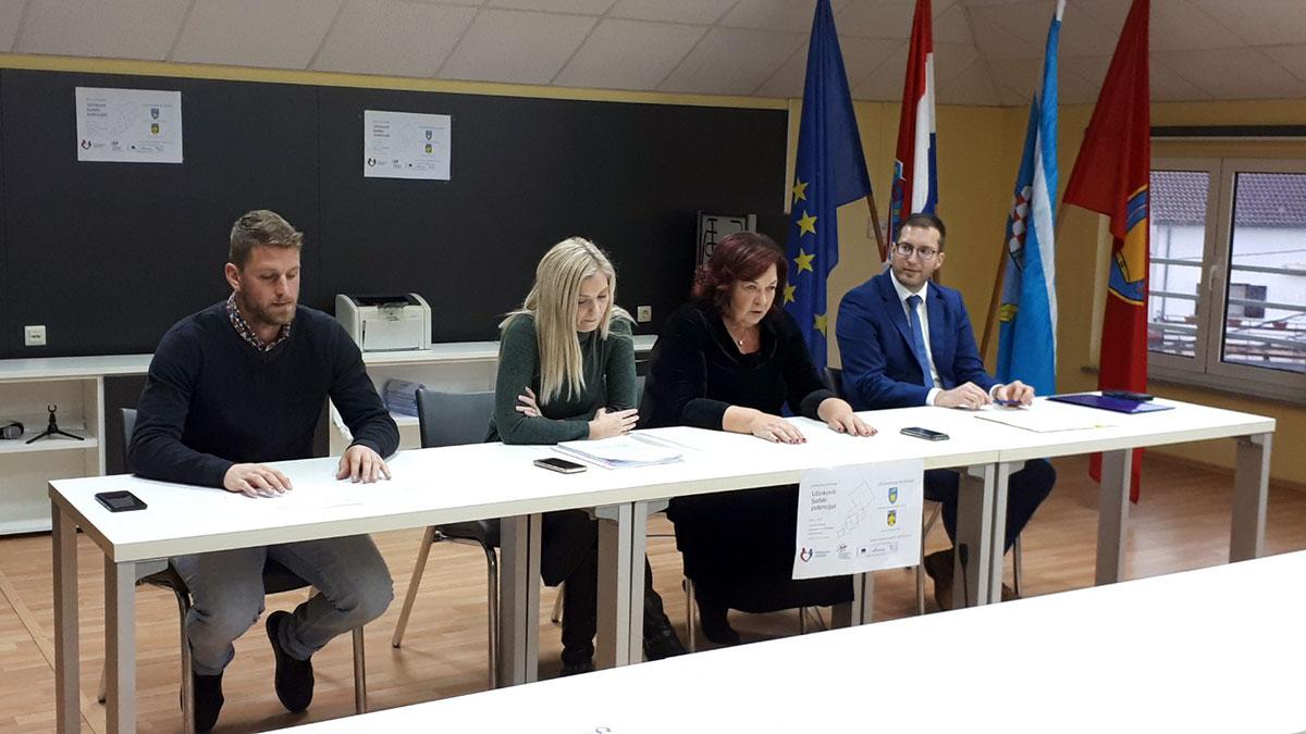 Održana press konferencija EU projekta Od prevencije do zdravlja